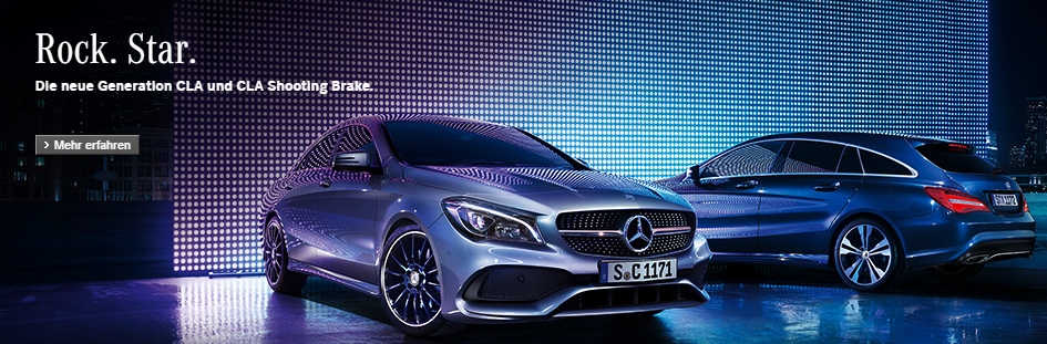 CLA & Shooting Brake