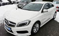Mercedes A 180 CDI AMG-Styling BlueEFFICIENCY Limousine