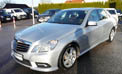 Mercedes E 350 4MATIC CDI BlueEFFICIENCY Limousine