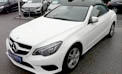 Mercedes E 220 CDI BlueEfficiency Cabrio